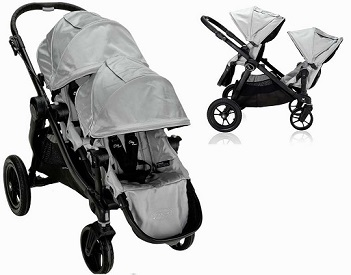 Kiddytown Double Strollers
